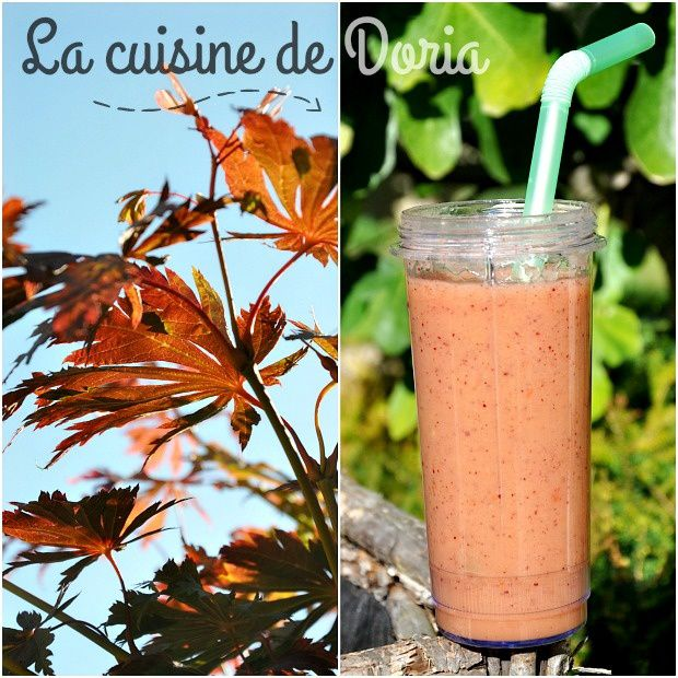 Smoothie aux 4 fruits