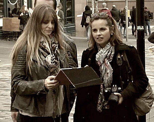 Doria en Ecosse (3)... Edimbourg (2)