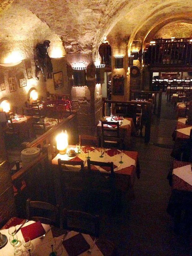 Strasbourg... Restaurant Gurtlerhoft (Caveau)