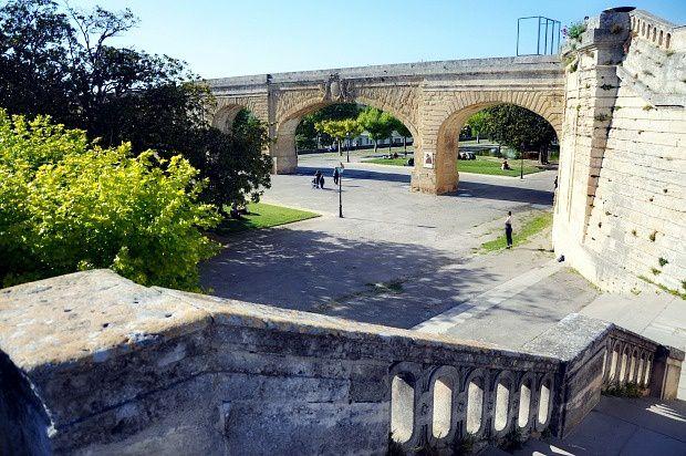 Week-End à Montpellier (4)... Le centre ville et centre historique