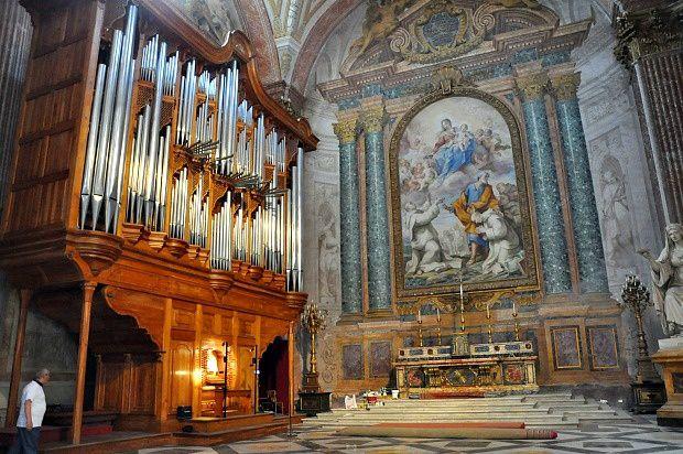 Quelques jours sur Rome (2)... Basilica Santa Maria degli Angeli e dei Martiri