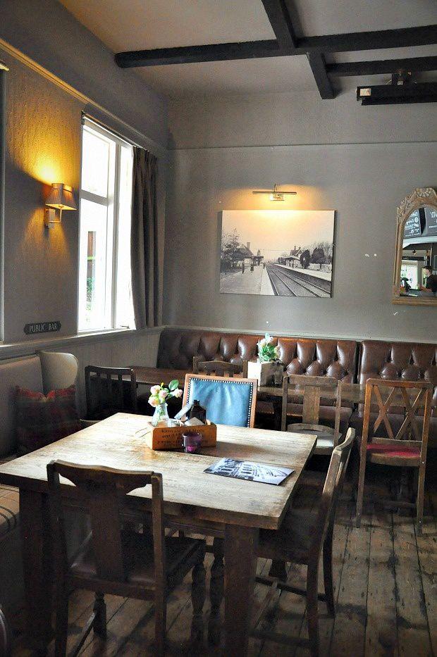 Quelques jours en Angleterre (1)... The Station Pub