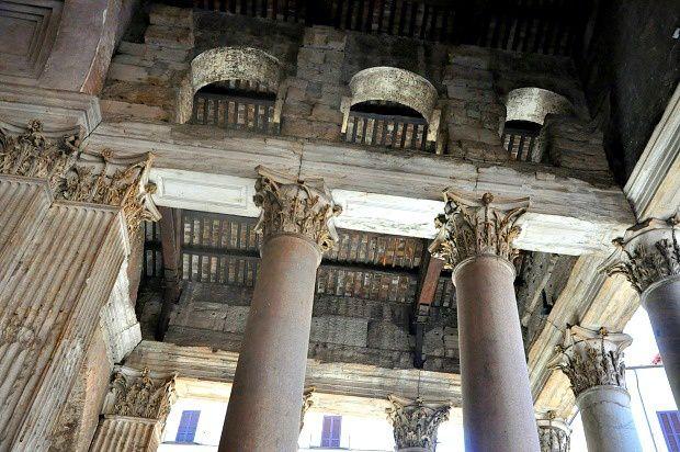 Quelques jours sur Rome (9)... Le Pantheon