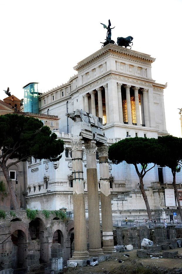 rome fontaines connues