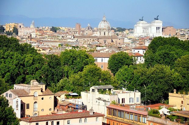 Quelques jours sur Rome (11)... Au fil de mes pas