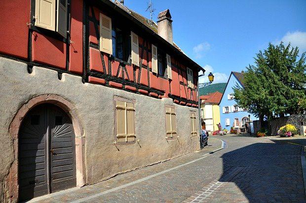 Quelques jours sur Strasbourg (5)... Village de Kientzheim