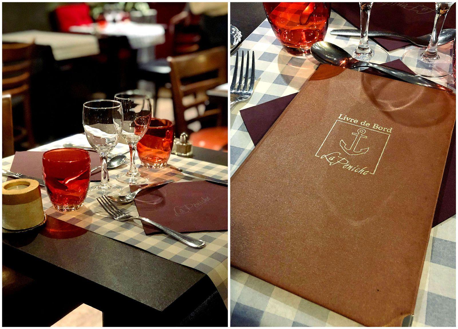 """Restaurant """"La Péniche"""" sur Meaux"""
