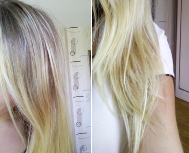 Eclat &amp&#x3B; Lumière pour les cheveux blonds et châtains