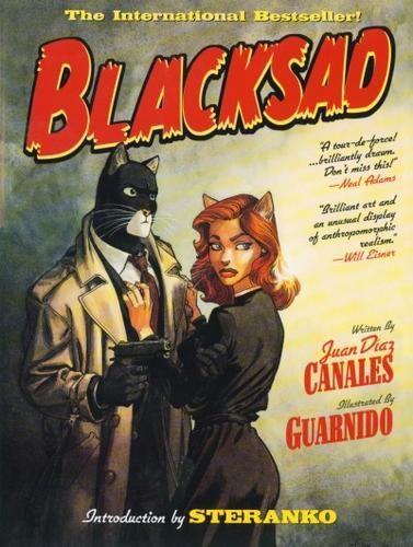Blacksad USA Ibooks @ Juanjo Guarnido et J.Diaz Canales