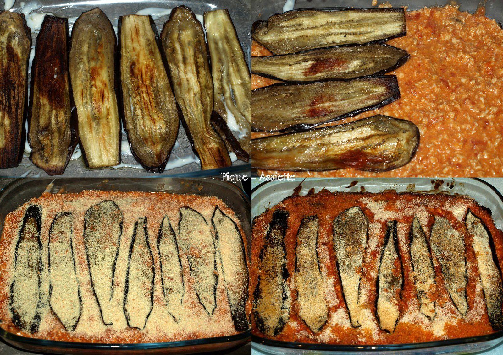 Moussaka au poulet ( Recettes légères )