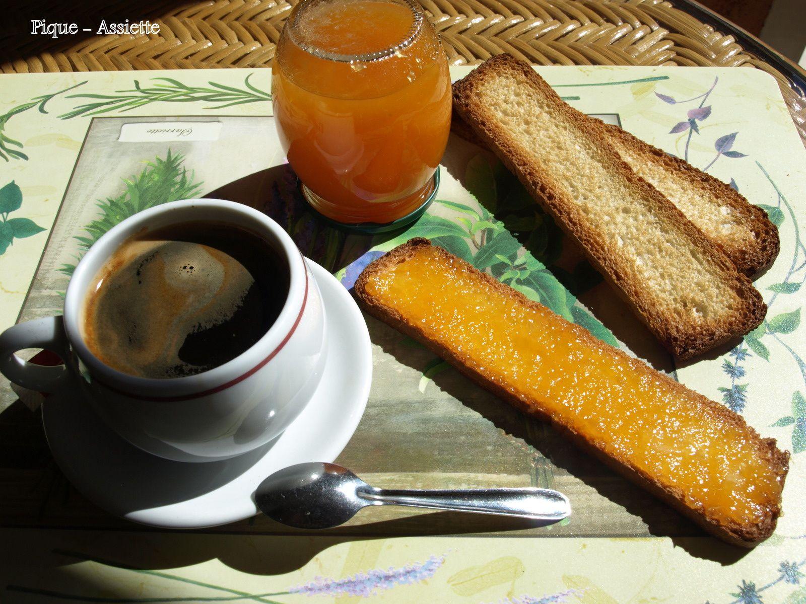Confiture allégée de melon et oranges (Recettes au Companion ou pas ...)