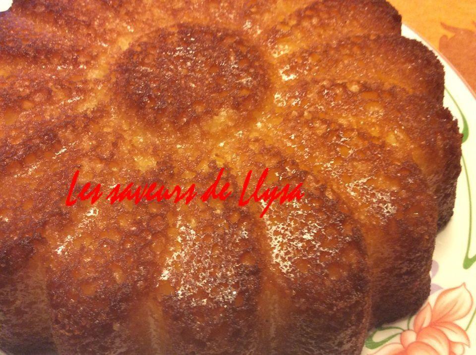 Cake au citron ultra moelleux