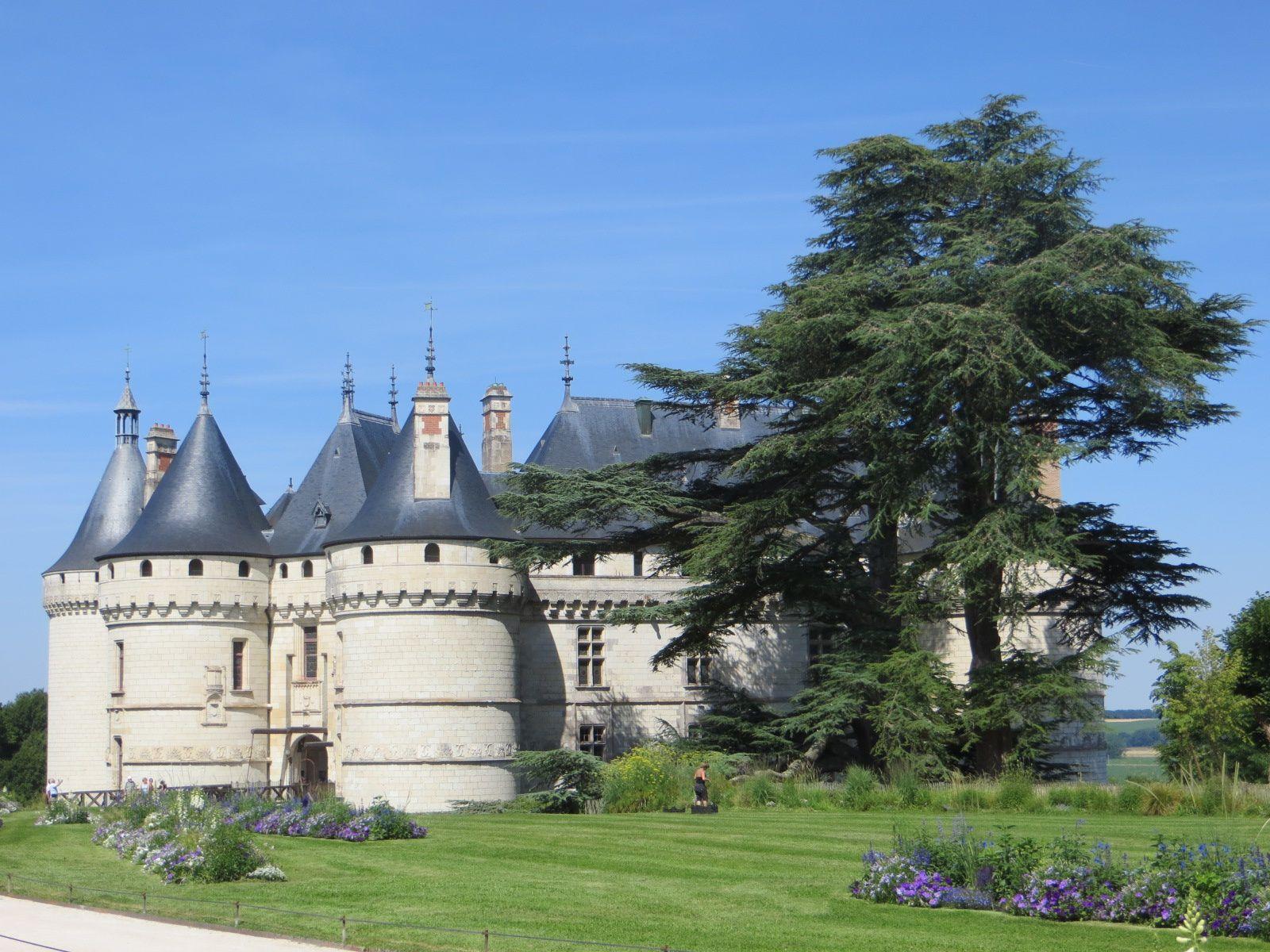 Le chateau, que nous n'avons pas visité, il le faudrait bien pourtant un jour!