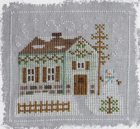 Frosty Forest - Snowgirl's cottage
