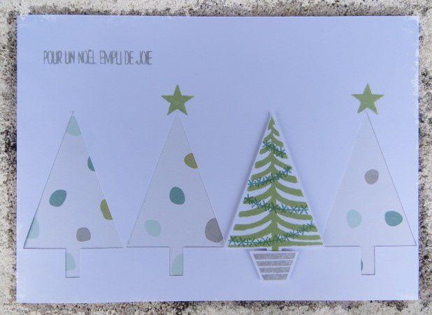 Pour un Noël empli de joie - sketchs 4 et 5