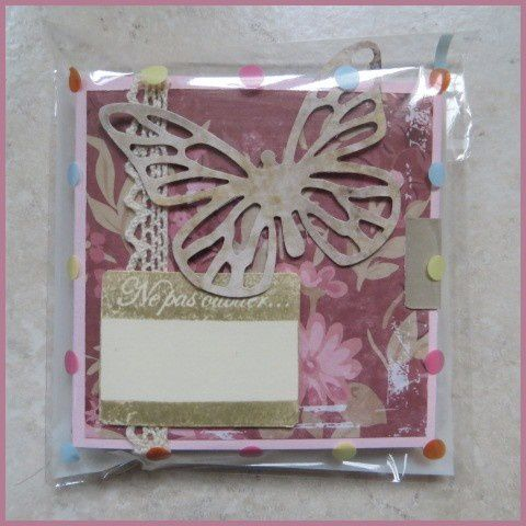 Scrapbooking Day 2015: un bloc post it