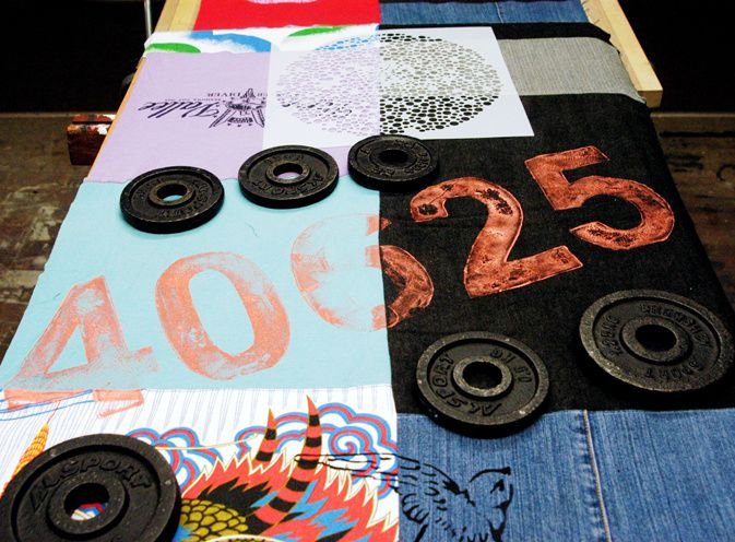 DIY: Upcycling-Denim-Loopschal