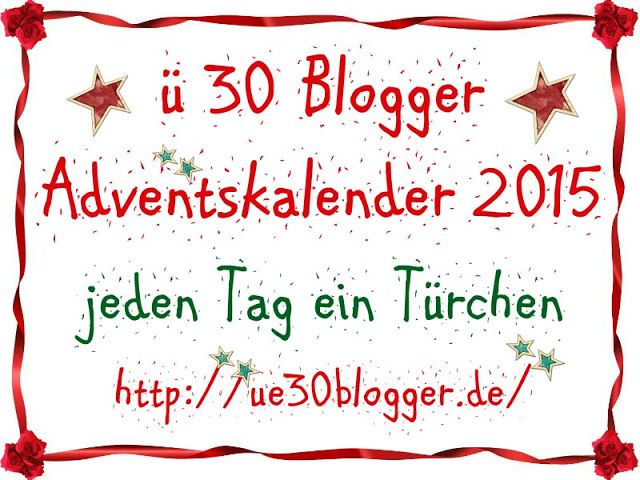 Adventskalender der ü30Blogger: 12.12.