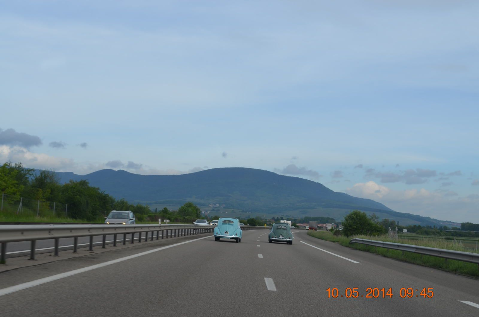 Sur la route Split vs Ovale