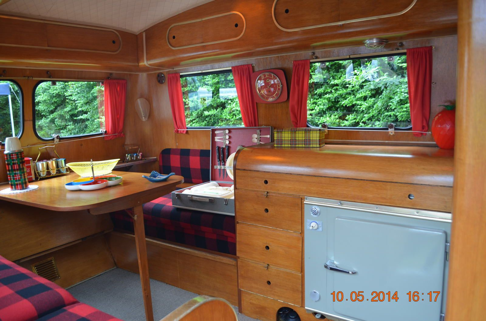 Molsheim 2014 le blog des cox vintage et old speed for Interieur westfalia