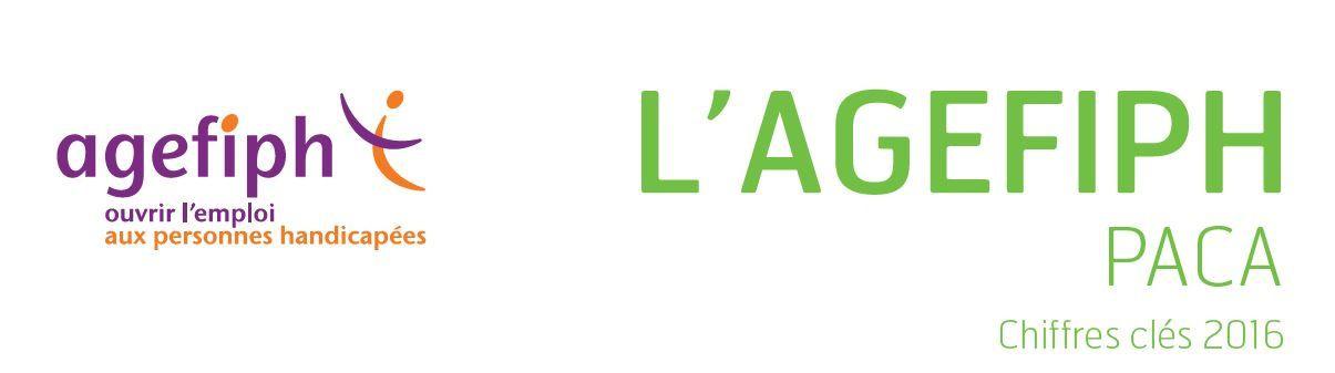 Les chiffres clés de l'AGEFIPH en Région PACA en 2016