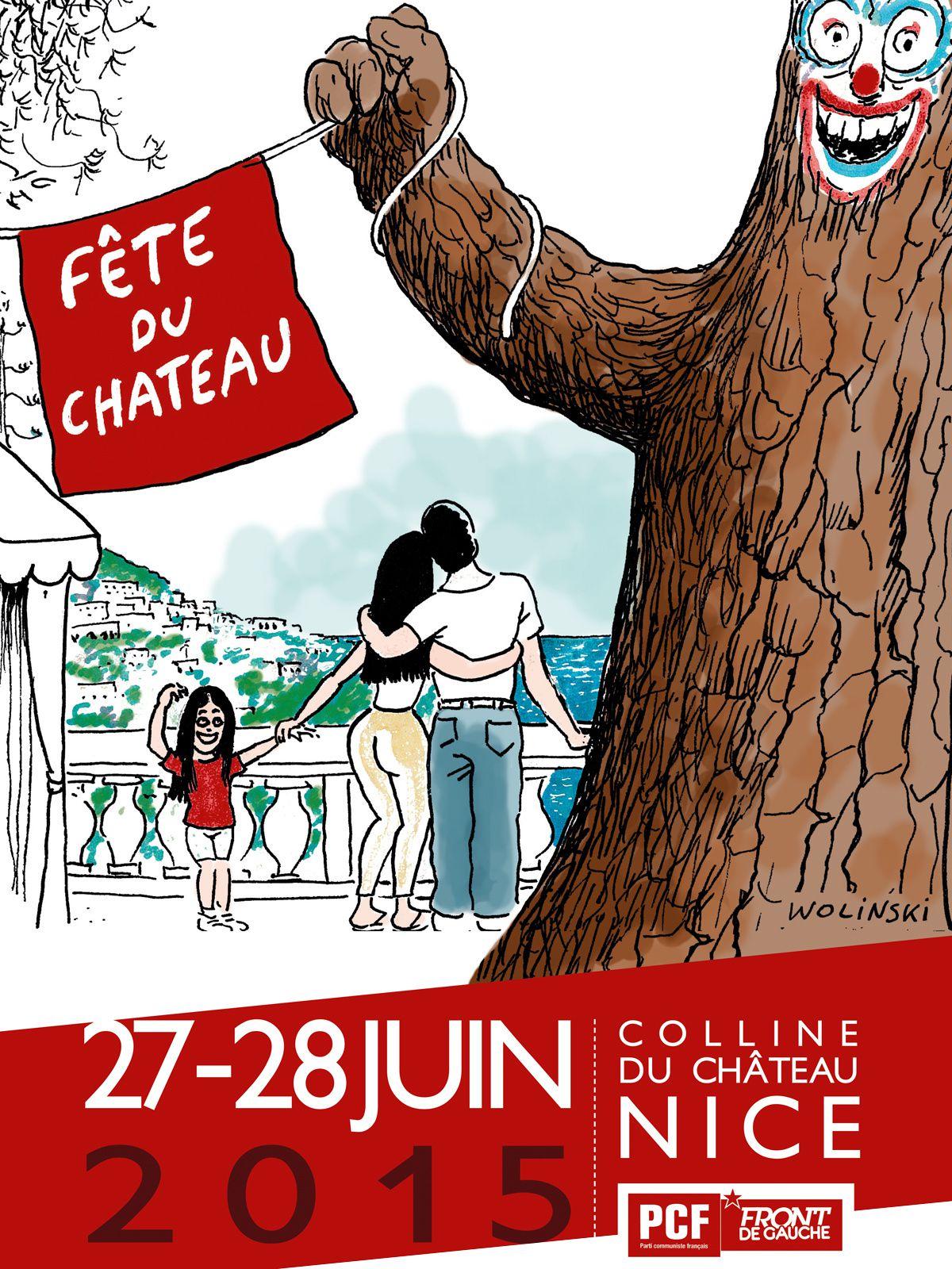 Fête du Château, le programme.....