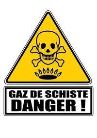 Résolument opposé à l'extraction des gaz de schiste