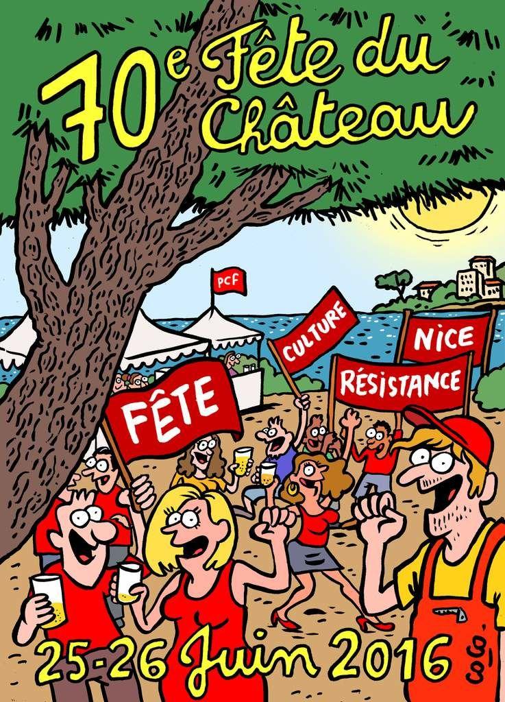 La fête du Château: L'évènement du mois de juin