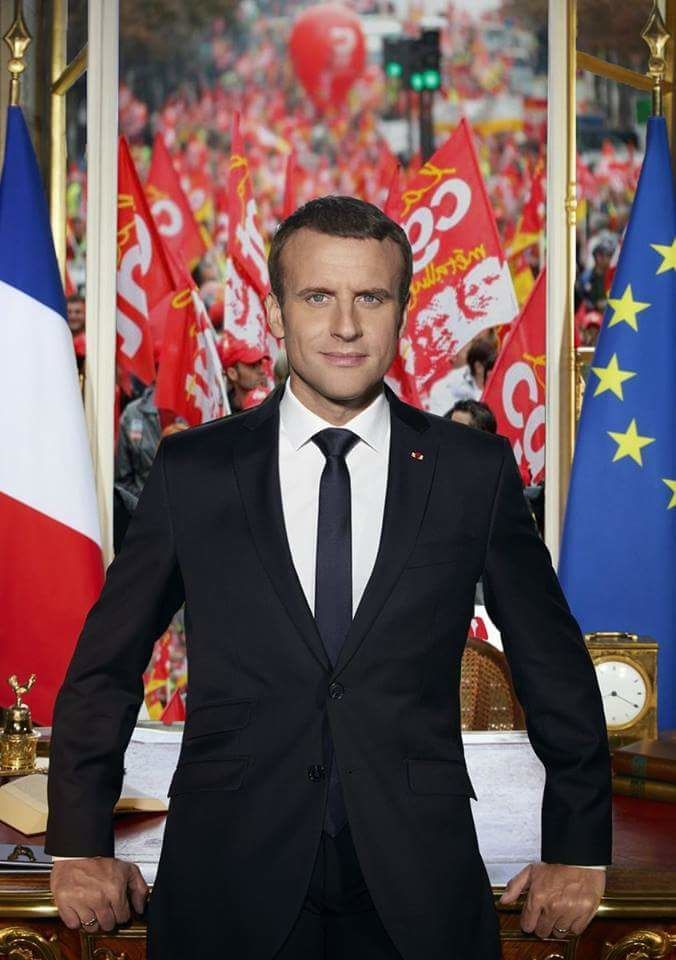 Le pitoyable spectacle de Macron and c°