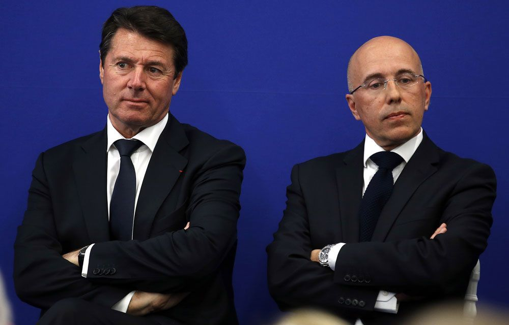 Estrosi-Ciotti: L'affrontement de deux ambitions