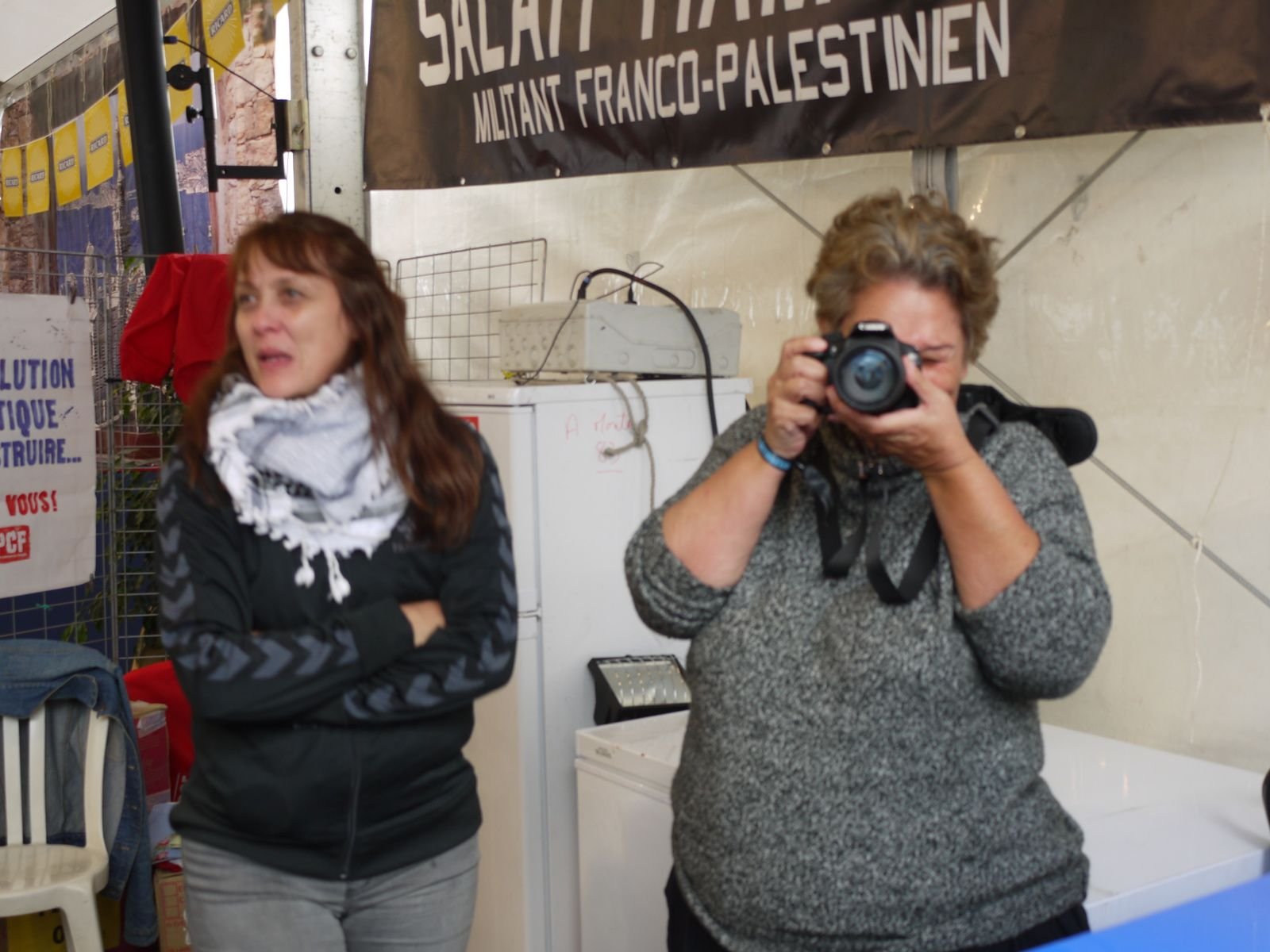 La Fête de l'Huma en quelques photos