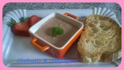 Mousse de Foie de Canard au Porto ( WW )