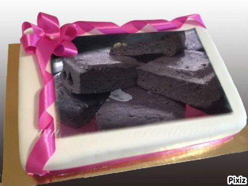 Gâteau au Chocolat Mystérieux...