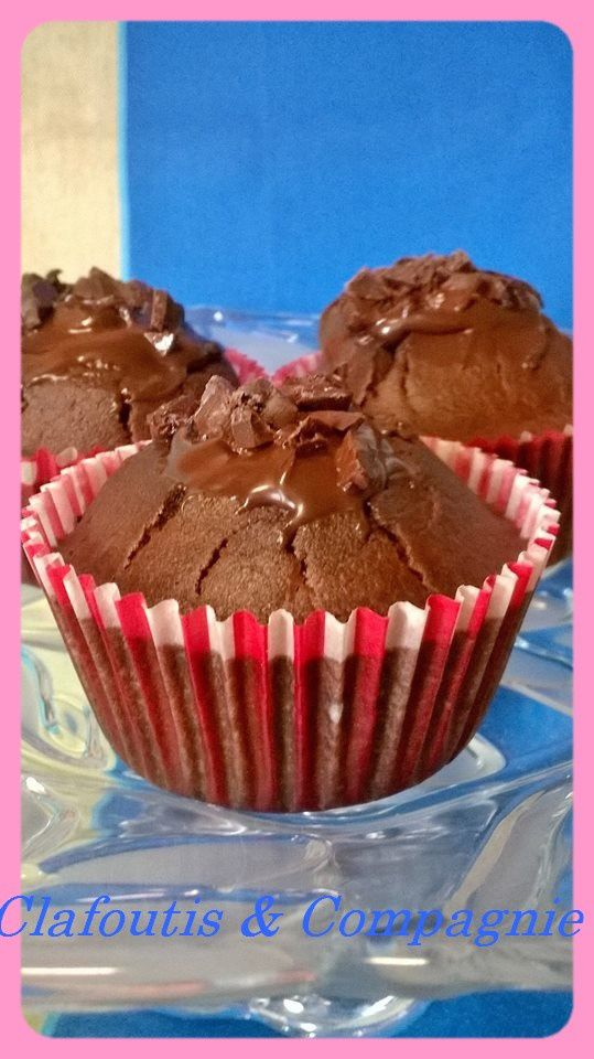 Muffins Choco de Luxe