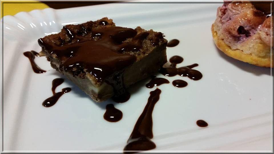 Pudding au chocolat &amp&#x3B; ses Pépites