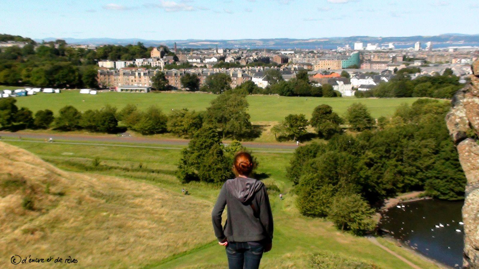 Balade Littéraire #12 : Arthur's Seat - Edimbourg (Ecosse) + VIDEO