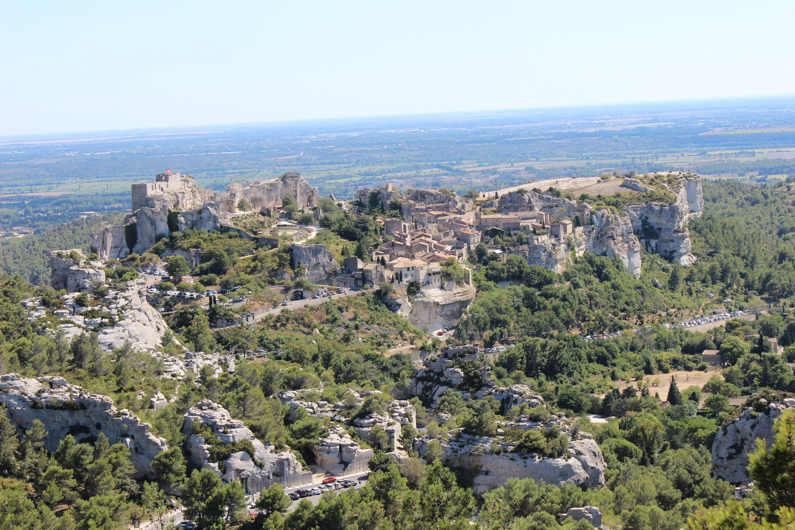 Les Baux de Provence  (Photo F1HQM)