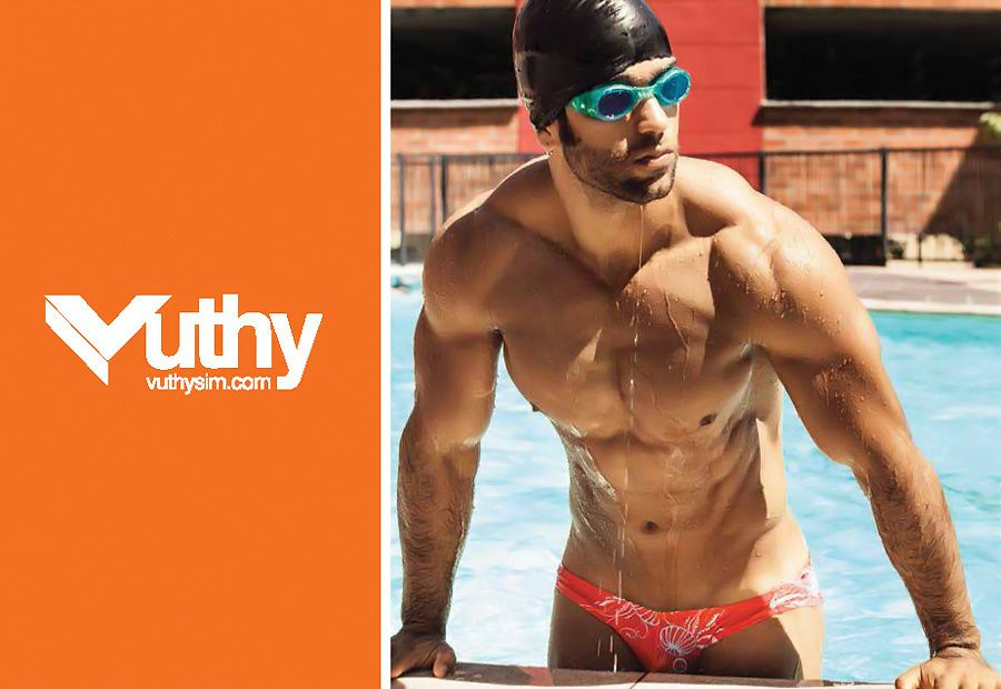 Vuthy Swimwear : 2014 Collection