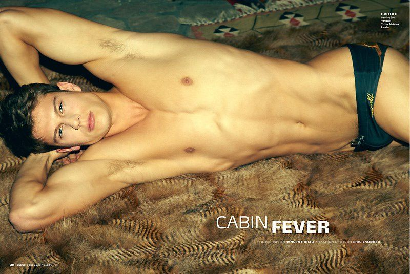 """Eian Scully - Vincent Dilio """"Cabin Fever"""""""