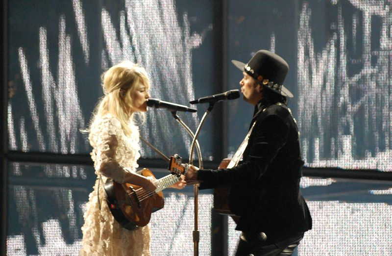 Eurovision 2014 : The Common Linnets - Calm After The Storm (The Netherlands) Impression of second rehearsal