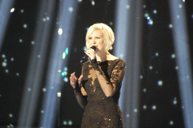 Eurovision 2014 : Sanna Nielsen - Undo (Sweden) Impression of Second Rehearsal