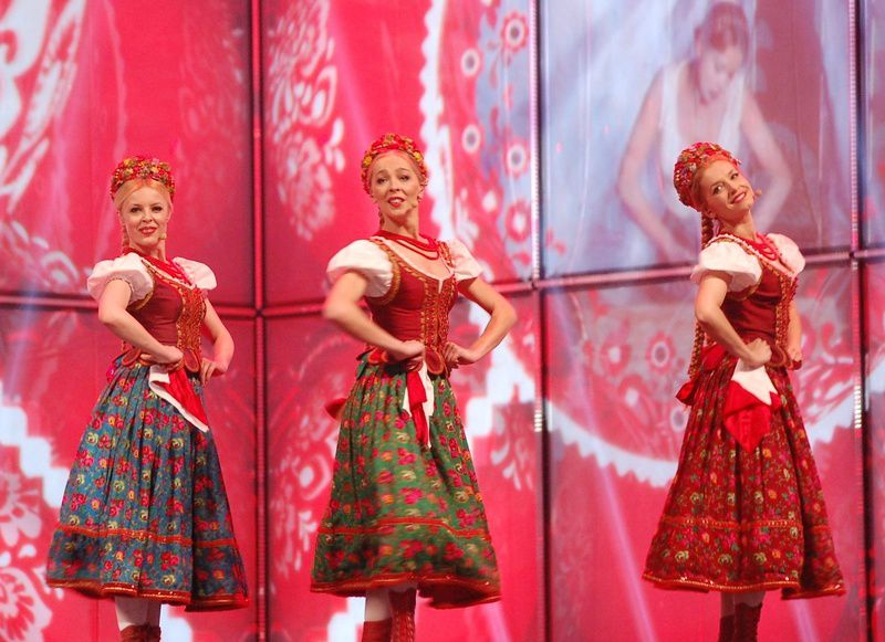 Eurovision 2014 : Donatan & Cleo - My Słowianie - We Are Slavic (Poland) Impression of Second Rehearsal