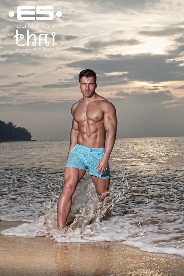 New ES Collection : Swimwear 2014 : Thai