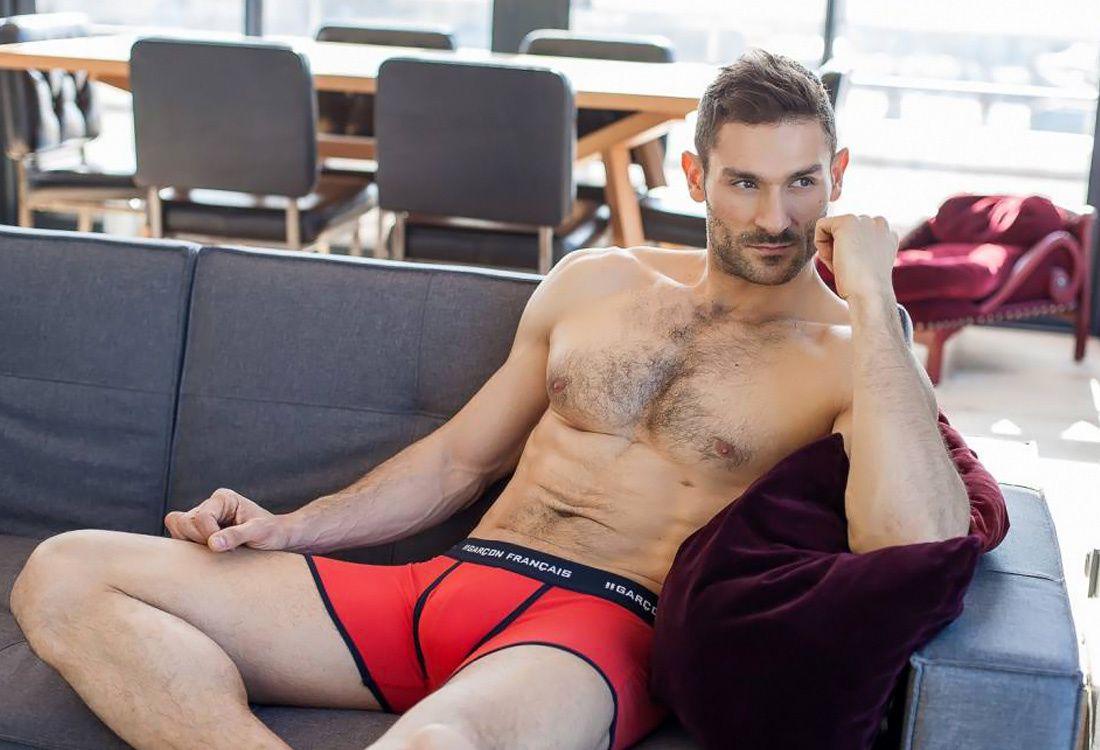 Garcon Francais Underwear...