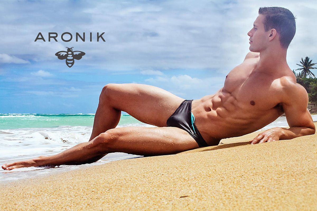 Aronik Swimwear : 2014 Collection...