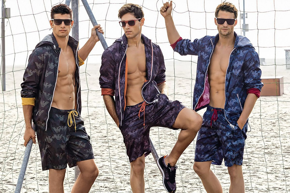 Armani Jeans : Spring/Summer 2014