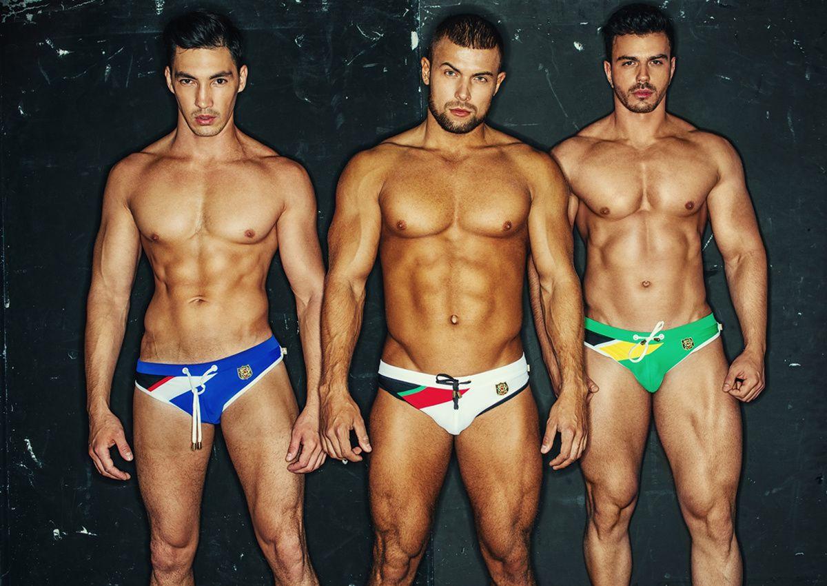 Marcuse Swimwear : Fall 2014...