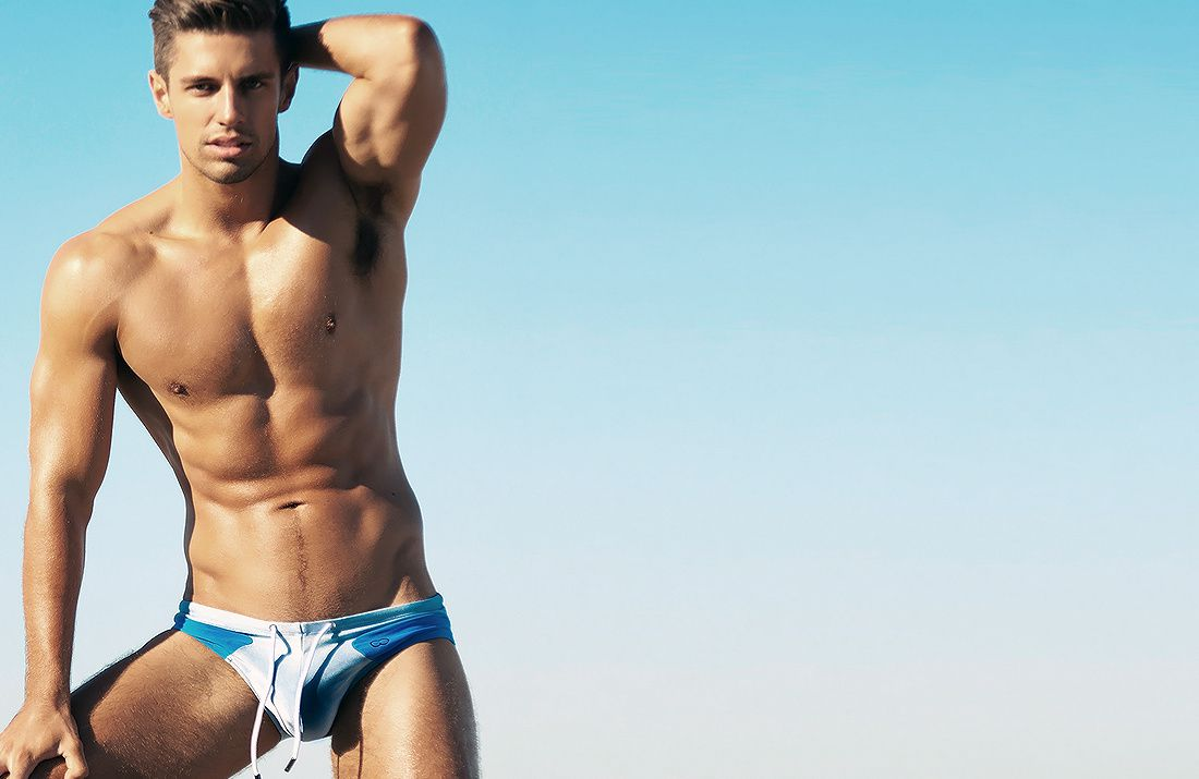 2eros : WILLOW Menswimwear