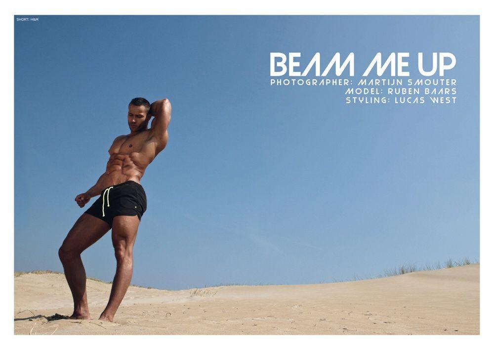 Beam Me Up : Martijn Smouter
