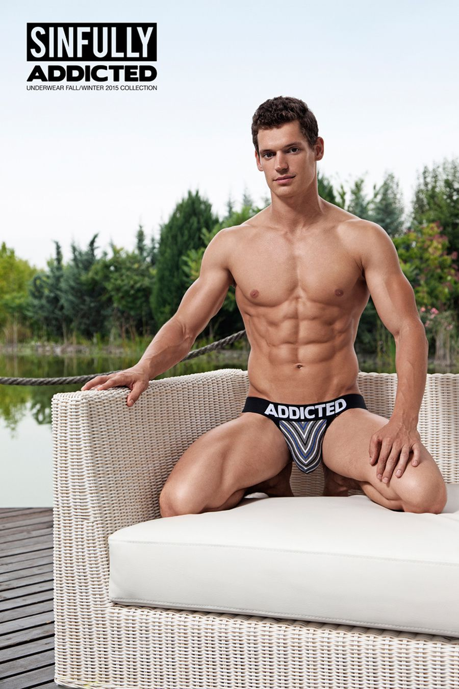 Addicted Underwear : Sinfully Addicted